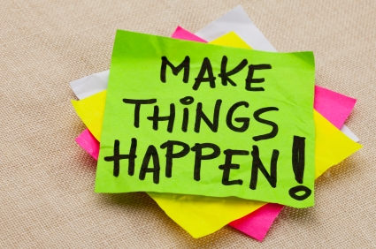 make things happen sticky note_2013_Aug_14
